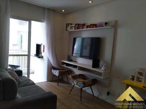 Apartamento, código 371 em São Bernardo do Campo, bairro Planalto