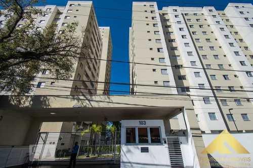 Apartamento, código 412 em São Bernardo do Campo, bairro Centro