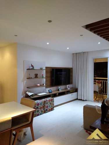 Apartamento, código 520 em São Bernardo do Campo, bairro Vila Lusitânia
