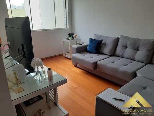 Apartamento, código 545 em São Caetano do Sul, bairro Santa Paula