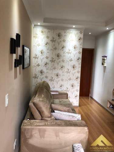 Apartamento, código 878 em São Bernardo do Campo, bairro Assunção
