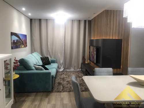 Apartamento, código 995 em São Bernardo do Campo, bairro Centro