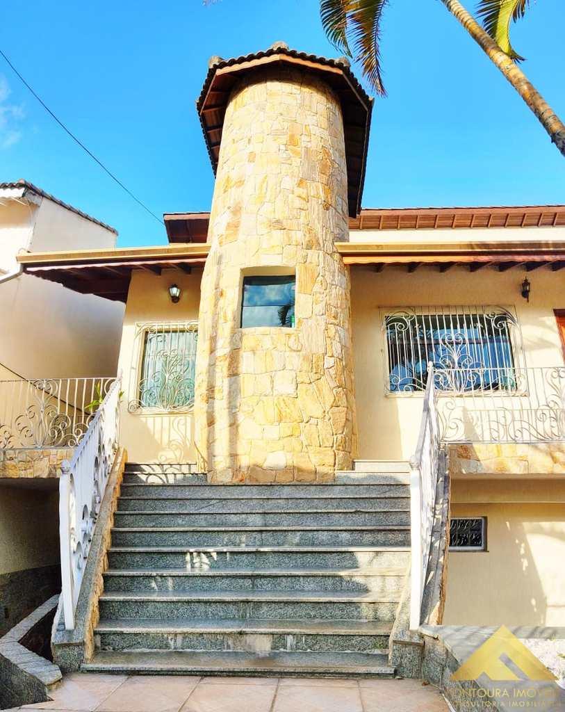 Casa em São Bernardo do Campo, no bairro Parque dos Pássaros