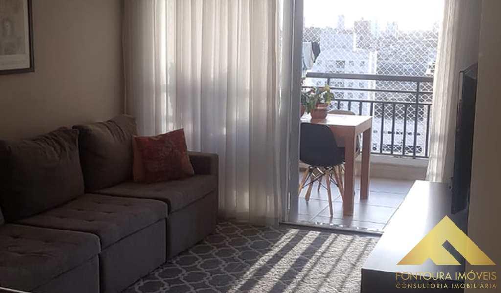 Apartamento em São Bernardo do Campo, bairro Baeta Neves