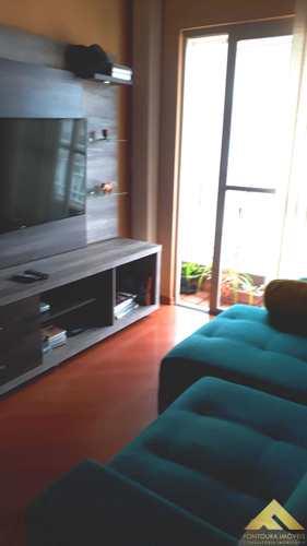 Apartamento, código 1247 em São Bernardo do Campo, bairro Baeta Neves