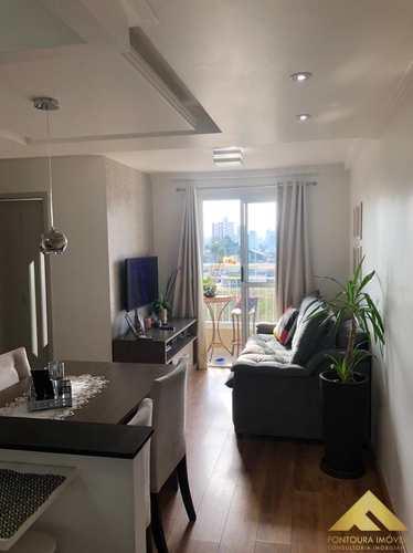 Apartamento, código 1304 em São Bernardo do Campo, bairro Vila Gonçalves
