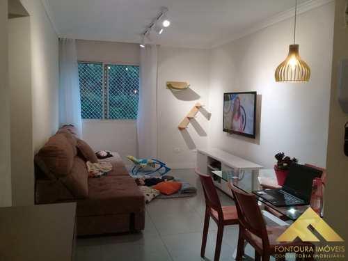 Apartamento, código 1365 em Diadema, bairro Centro