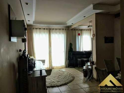 Apartamento, código 1587 em São Bernardo do Campo, bairro Vila Euclides