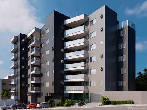 Apartamento, código 3 em Praia Grande, bairro Vila Sônia