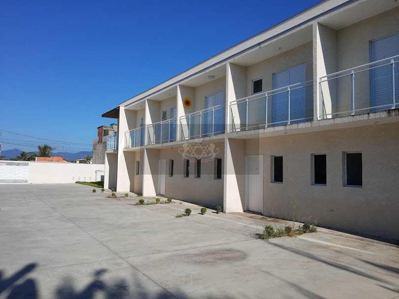Casa de Condomínio em Caraguatatuba, no bairro Porto Novo