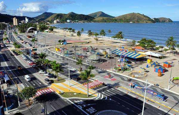 Flat em Caraguatatuba, no bairro Centro