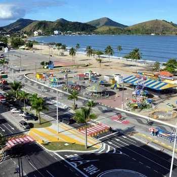 Flat em Caraguatatuba, bairro Centro