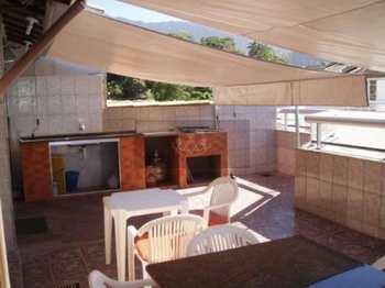 Apartamento, código 48 em Caraguatatuba, bairro Balneário Gardem Mar