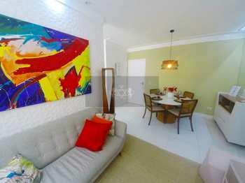 Apartamento, código 55 em Caraguatatuba, bairro Martim de Sá