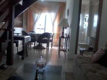 Apartamento, código 77 em Caraguatatuba, bairro Massaguaçu