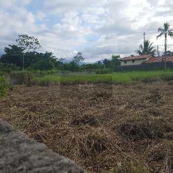 Área em Caraguatatuba, bairro Jardim Britânia