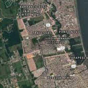 Área em Caraguatatuba, bairro Barranco Alto