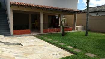 Sobrado, código 144 em Caraguatatuba, bairro Jardim Primavera