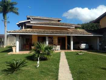Casa, código 160 em Caraguatatuba, bairro Caputera