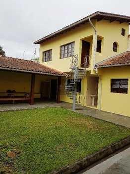 Sobrado, código 177 em Caraguatatuba, bairro Jardim Primavera