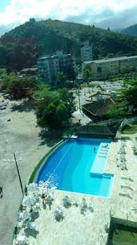 Apartamento, código 190 em Caraguatatuba, bairro Loteamento Balneário Camburi