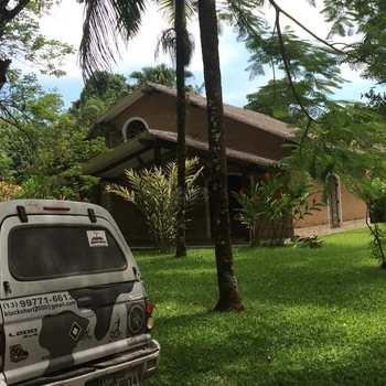 Terreno em Ubatuba, bairro Itamambuca