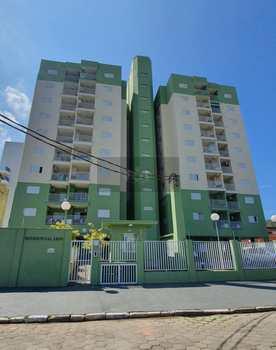 Apartamento, código 230 em Caraguatatuba, bairro Martim de Sá