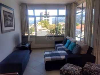 Apartamento, código 264 em Caraguatatuba, bairro Indaiá