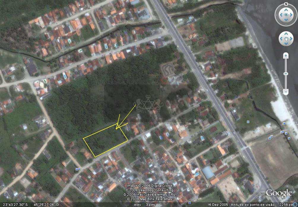 Terreno em São Sebastião, no bairro Enseada