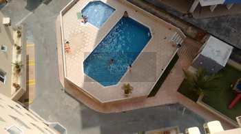 Apartamento, código 418 em Caraguatatuba, bairro Aruan