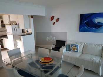 Apartamento, código 448 em Caraguatatuba, bairro Aruan