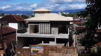 Sobrado, código 455 em Caraguatatuba, bairro Sumaré