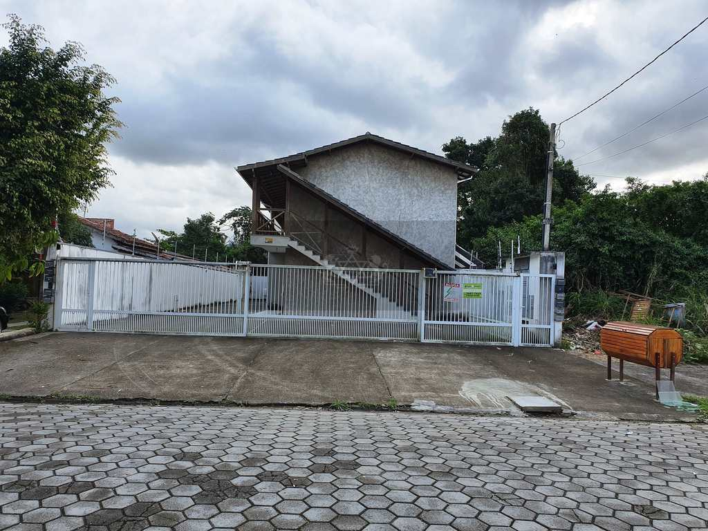 Kitnet em Caraguatatuba, no bairro Jardim das Gaivotas