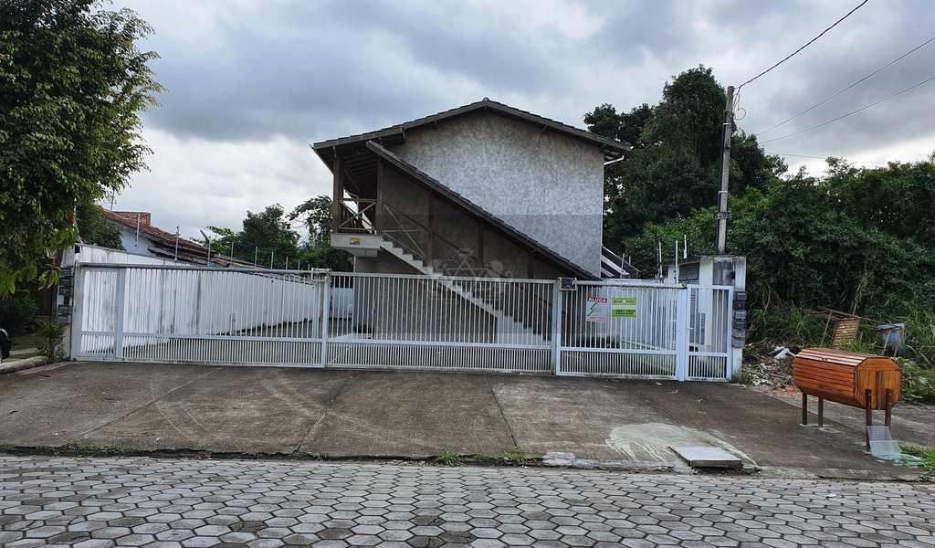 Kitnet em Caraguatatuba, bairro Jardim das Gaivotas