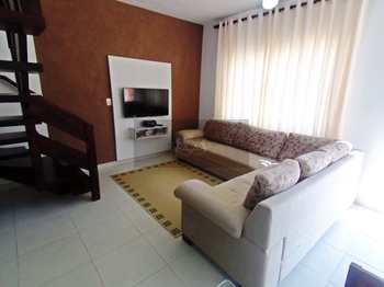 Sobrado de Condomínio, código 529 em Caraguatatuba, bairro Martim de Sá