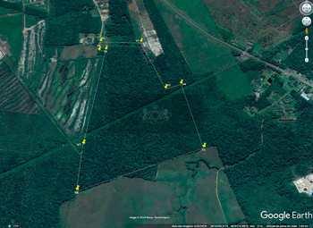 Terreno Rural, código 583 em Balneário Barra do Sul, bairro Centro