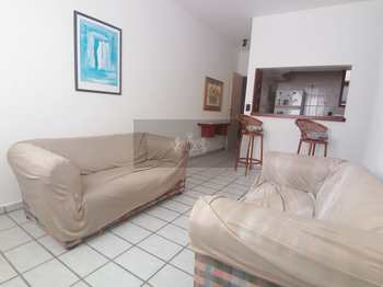Apartamento, código 588 em Caraguatatuba, bairro Sumaré