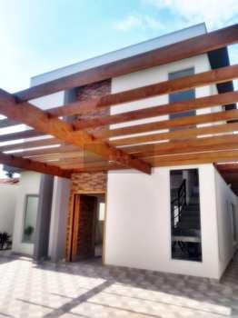 Sobrado, código 615 em Caraguatatuba, bairro Praia das Palmeiras