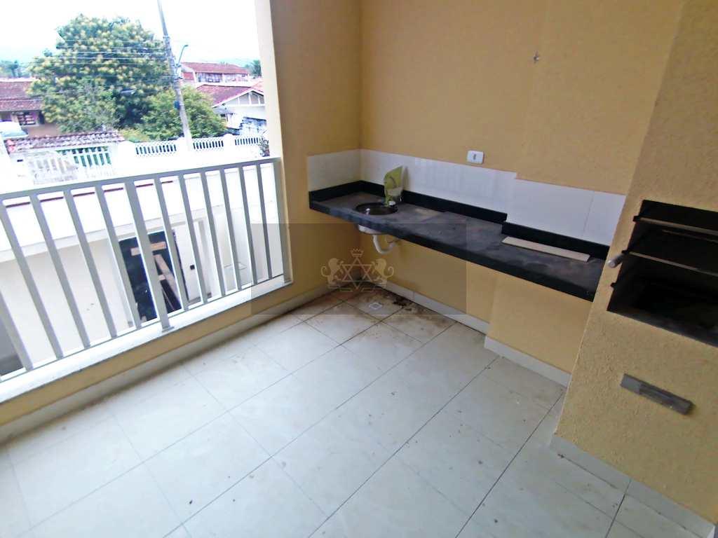 Apartamento em Caraguatatuba, no bairro Jardim Brasil