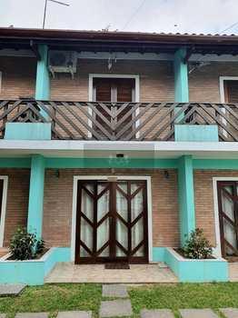 Sobrado de Condomínio, código 671 em Caraguatatuba, bairro Vila Balneário Santa Martha
