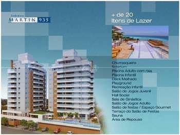 Apartamento, código 673 em Caraguatatuba, bairro Martim de Sá