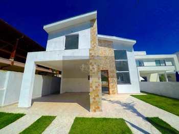 Casa de Condomínio, código 681 em Caraguatatuba, bairro Massaguaçu
