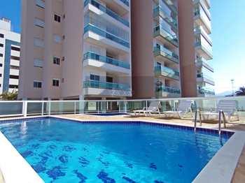 Apartamento, código 687 em Caraguatatuba, bairro Parque Balneário Poiares