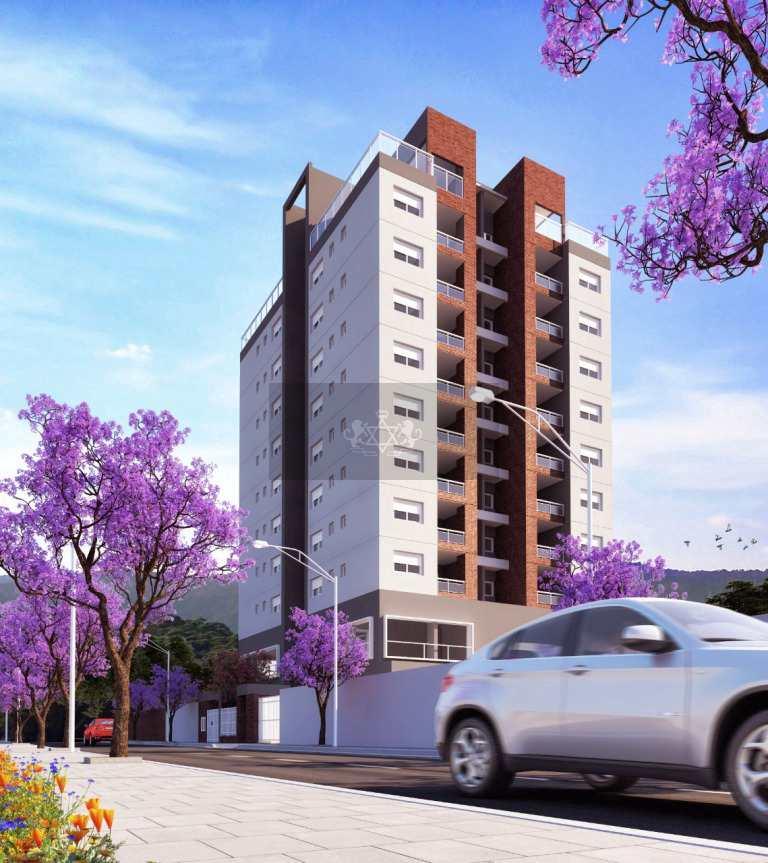 Apartamento em Caraguatatuba, no bairro Jardim Britânia