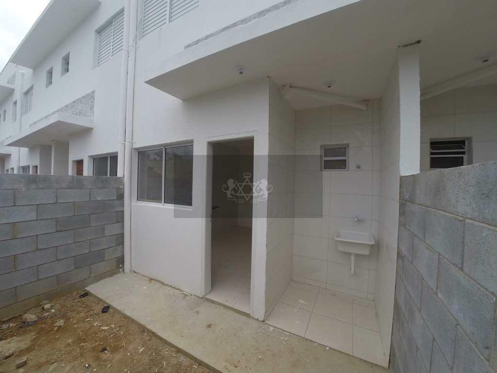 Sobrado de Condomínio em Caraguatatuba, no bairro Balneário Recanto do Sol