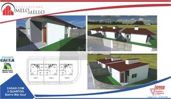 Casa, código 763 em Caraguatatuba, bairro Balneário Recanto do Sol