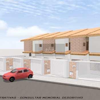 Sobrado de Condomínio em Caraguatatuba, bairro Pontal de Santa Marina