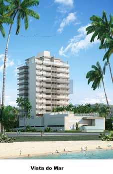 Apartamento, código 787 em Caraguatatuba, bairro Balneário Gardem Mar