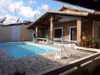 Casa, código 802 em Caraguatatuba, bairro Aruan