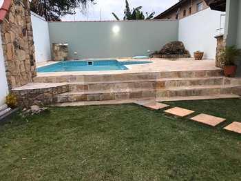 Casa, código 820 em Caraguatatuba, bairro Praia das Palmeiras